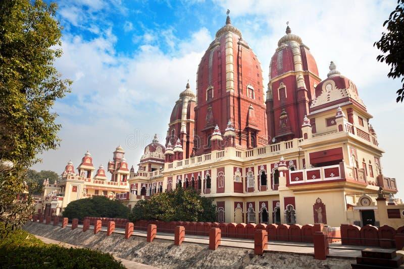 narayan ναός laxmi στοκ εικόνα με δικαίωμα ελεύθερης χρήσης