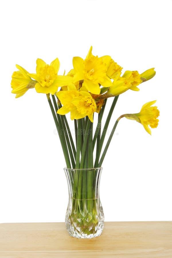 Download Narcisi In Vaso Immagine Stock. Immagine Di Bianco, Tabella    37651451