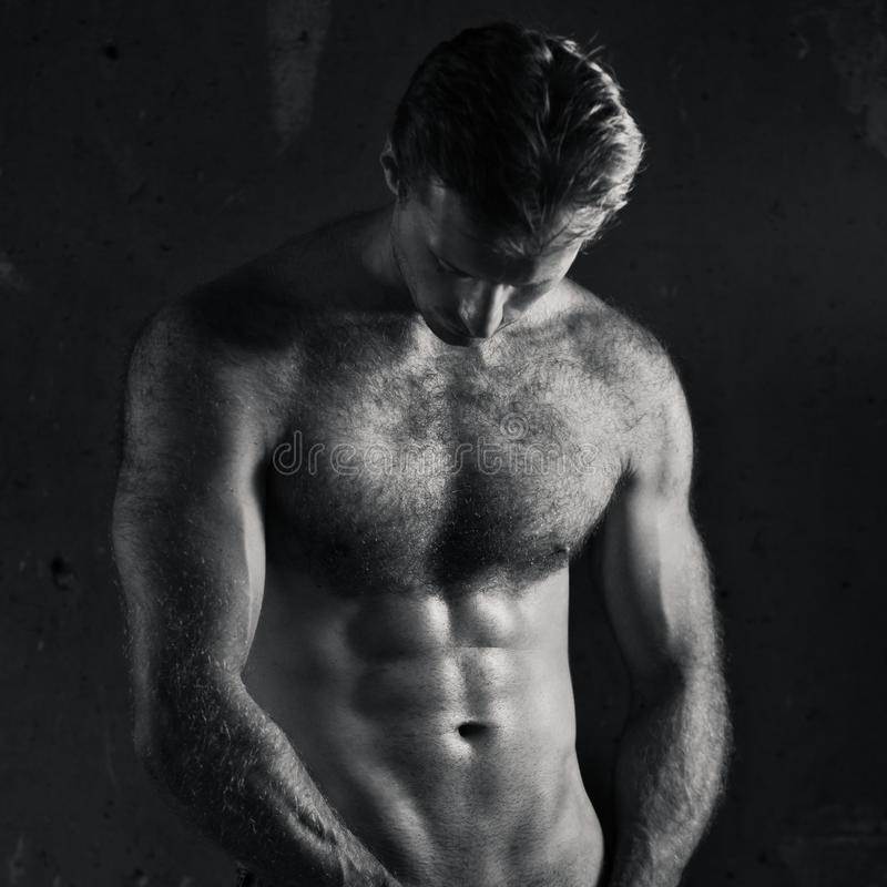 Download Narcissism stock photo. Image of slim, muscular, abdominal - 26377520