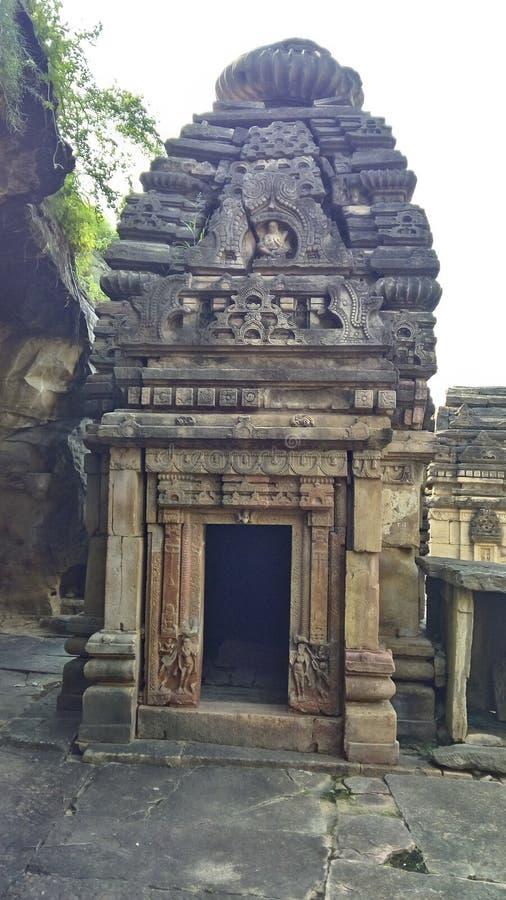 Nareshwar temples Gwalior royalty free stock image