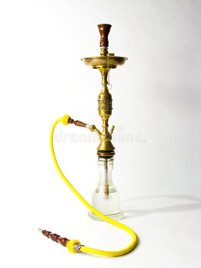 Nargele. A turkish hookah - tobacco water pipe