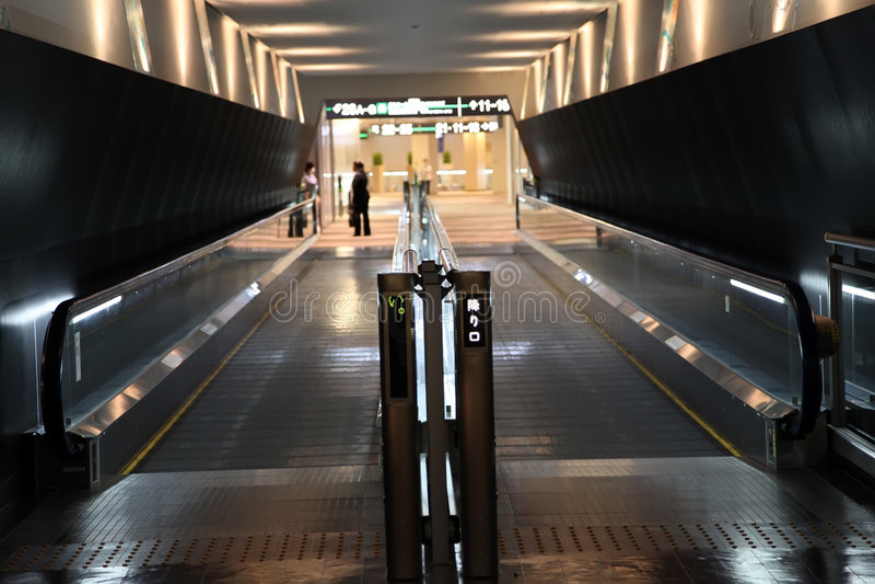 Narita luchthaven royalty-vrije stock foto's