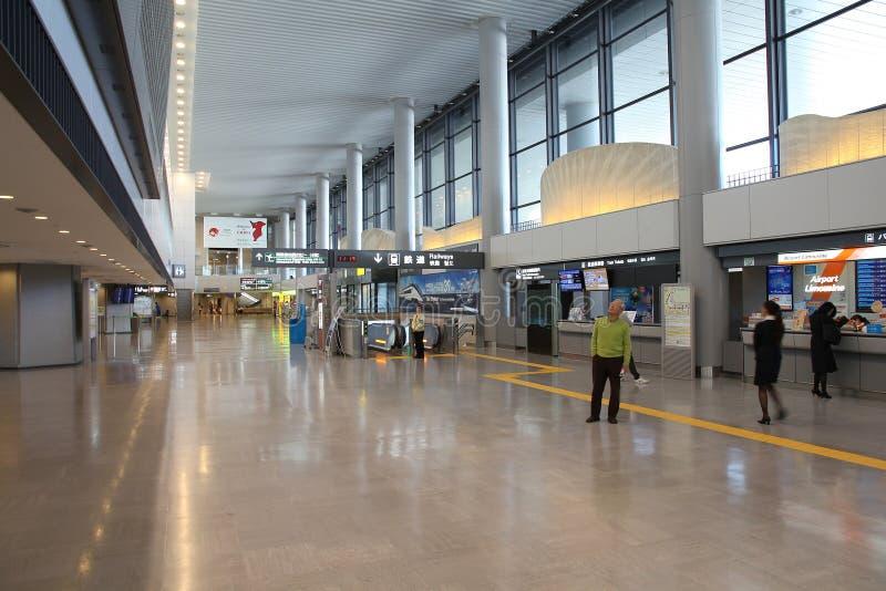 Narita Luchthaven, Tokyo royalty-vrije stock afbeelding