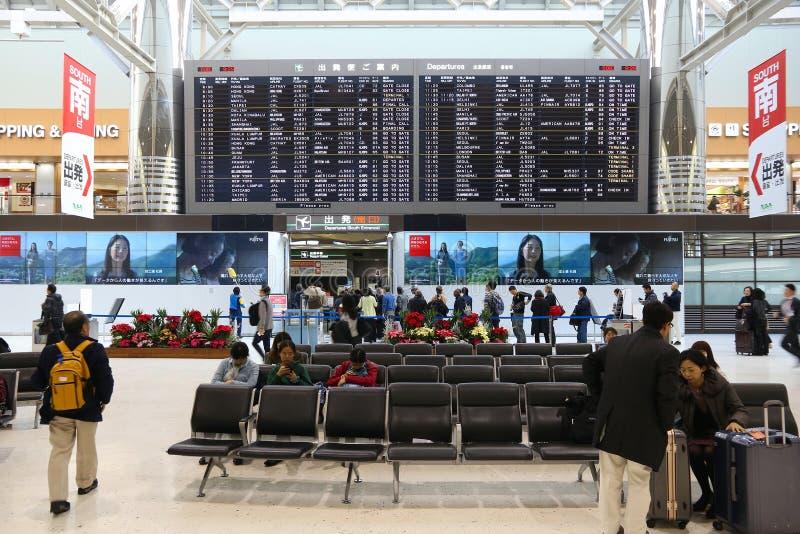 Narita Luchthaven, Tokyo stock foto's