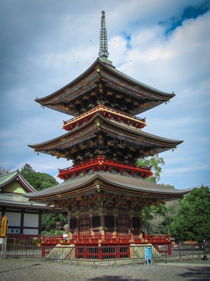 Narita-San Sensoji royalty-vrije stock afbeelding