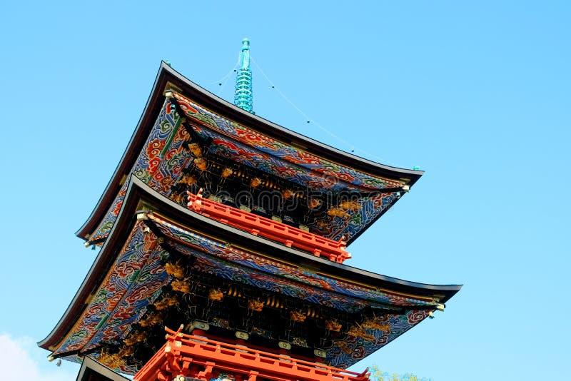 Naritasan Shinshoji寺庙 免版税库存照片