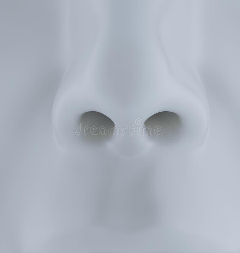 nariz libre illustration