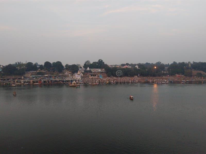 Narmada Maa ji στοκ εικόνες με δικαίωμα ελεύθερης χρήσης