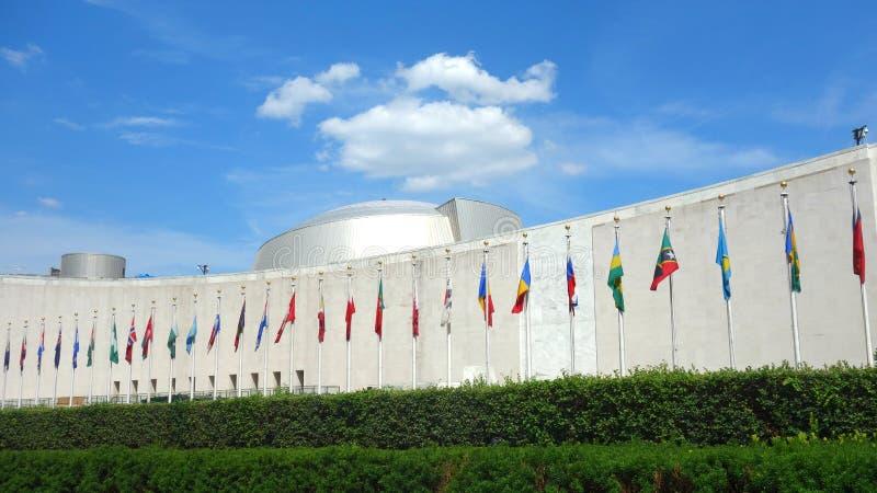 Narody Zjednoczone zgromadzenie ogólne fotografia royalty free