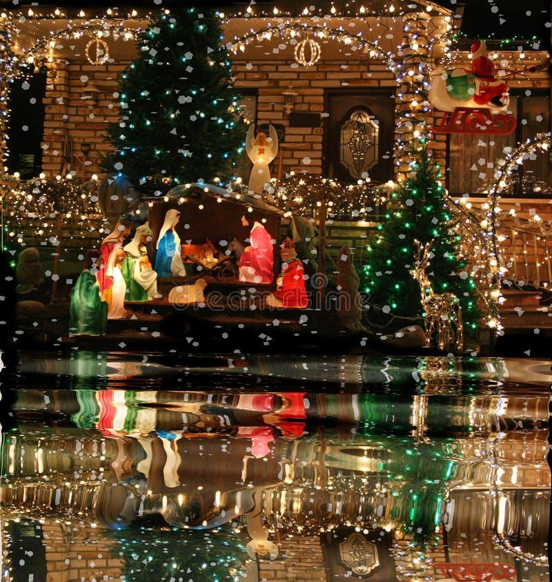 narodzenie jezusa obrazy stock