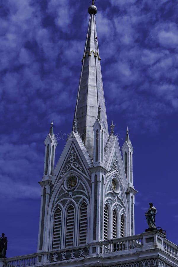 Narodzenie Jezusa Nasz damy katedra zdjęcia royalty free