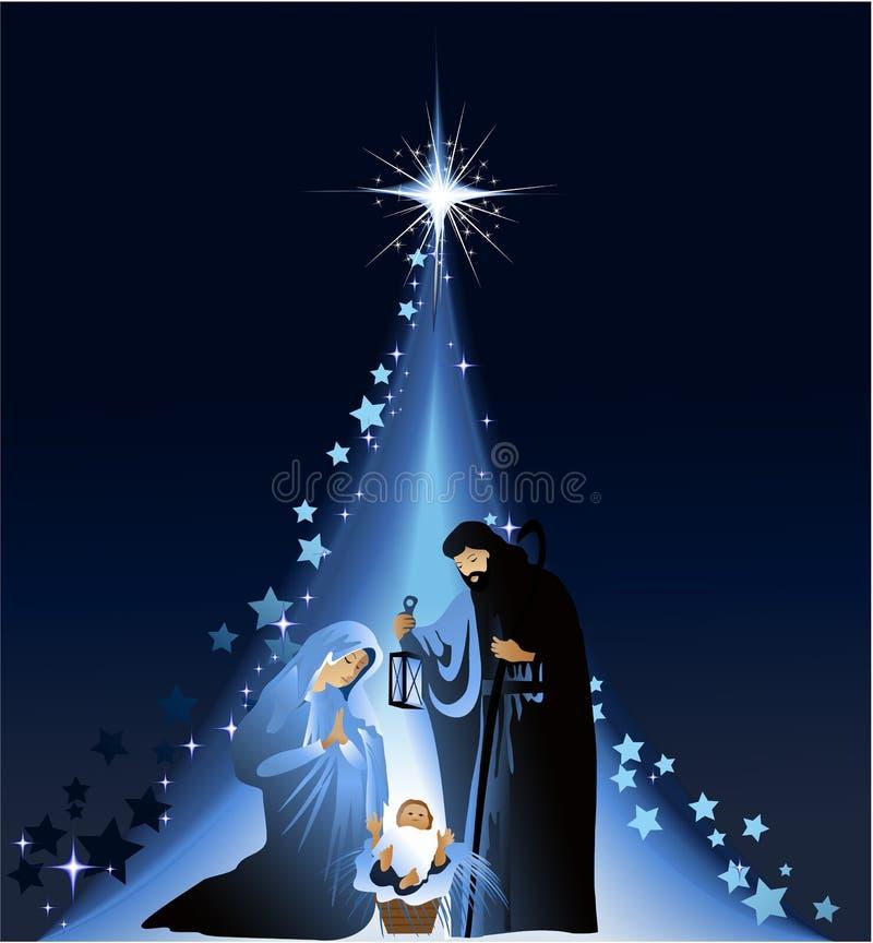 narodzenie jezusa scena
