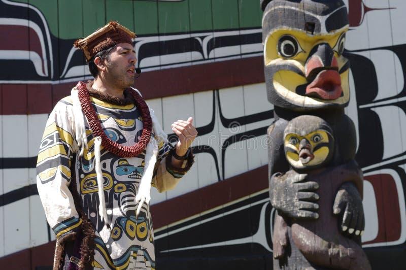 Narração aborígene imagens de stock