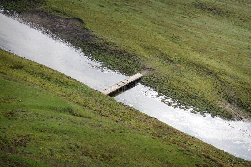 Download Narrow bridge stock image. Image of obsolete, grass, bridge - 38225799