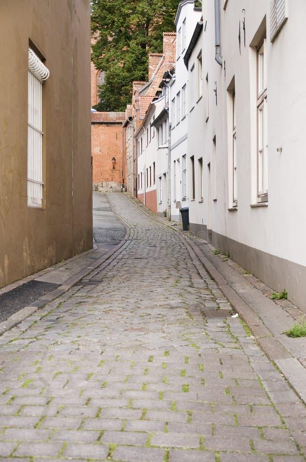 Narrow Lane Stock Photos