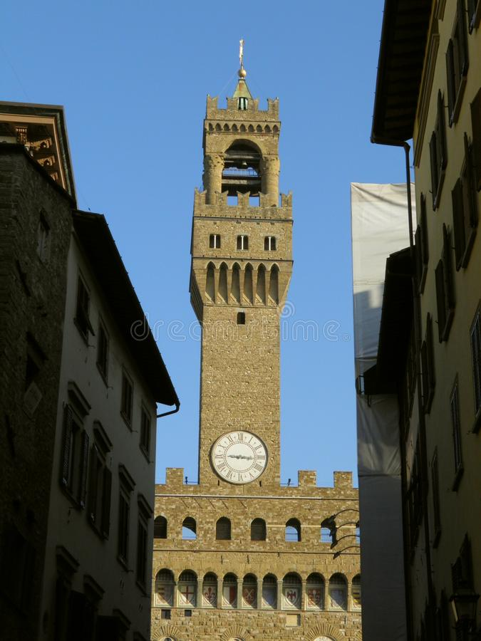 Download Narrow street in Florence stock image. Image of heritage - 24048693