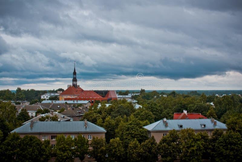 Narva, Estonia imagen de archivo libre de regalías