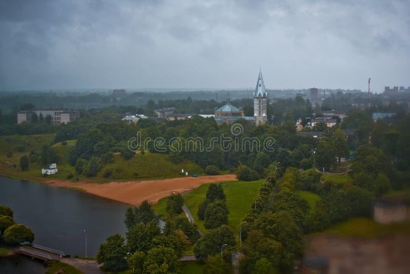 Narva, Estonia imágenes de archivo libres de regalías
