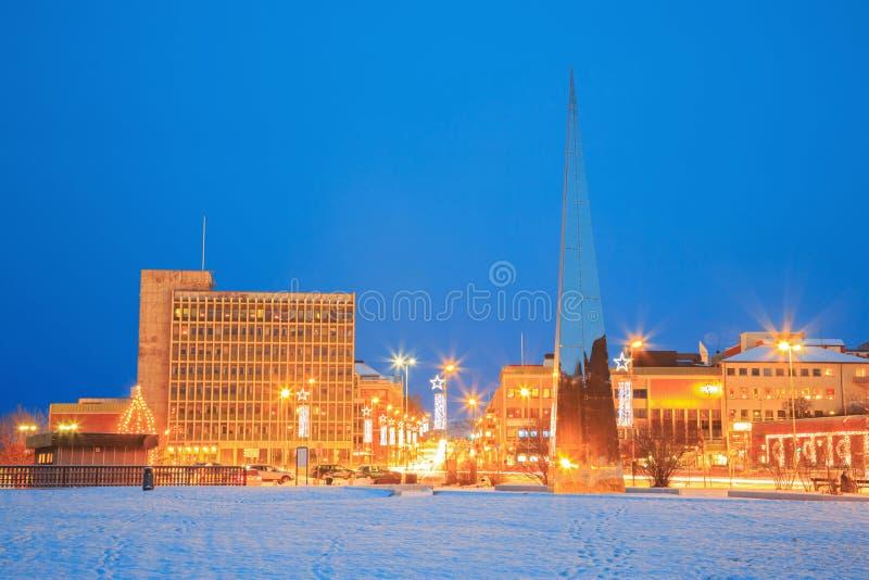 Download Narvik Town Square Norway Stock Photos - Image: 28909113