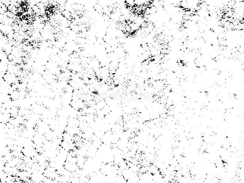 Narysu grunge miastowy tło Pył narzuty cierpienia adra, si royalty ilustracja