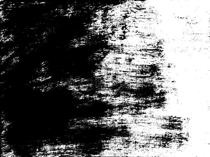 Narysu grunge miastowy tło Tekstura wektor Miejsca illustrati royalty ilustracja
