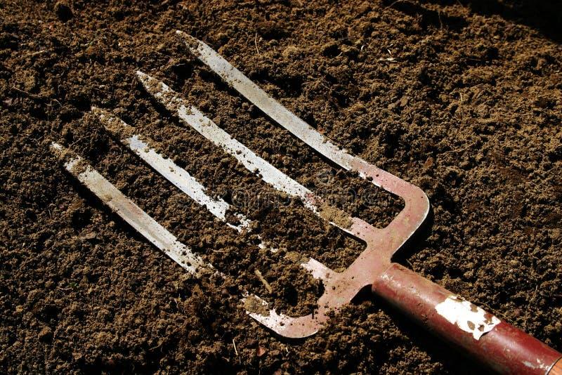 narzędzia pracy w ogrodzie zdjęcia stock