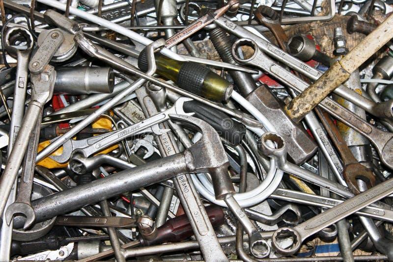 narzędzia ręczne zdjęcie stock