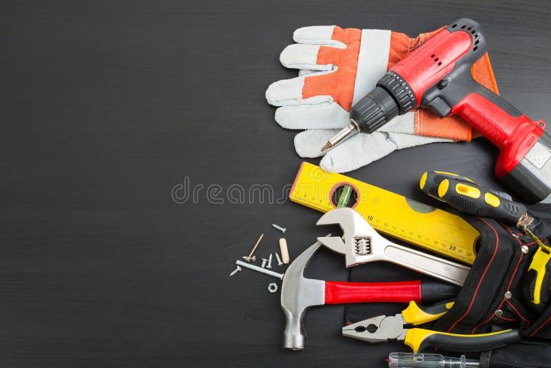 Narzędzie pracy narzędzia obrazy stock