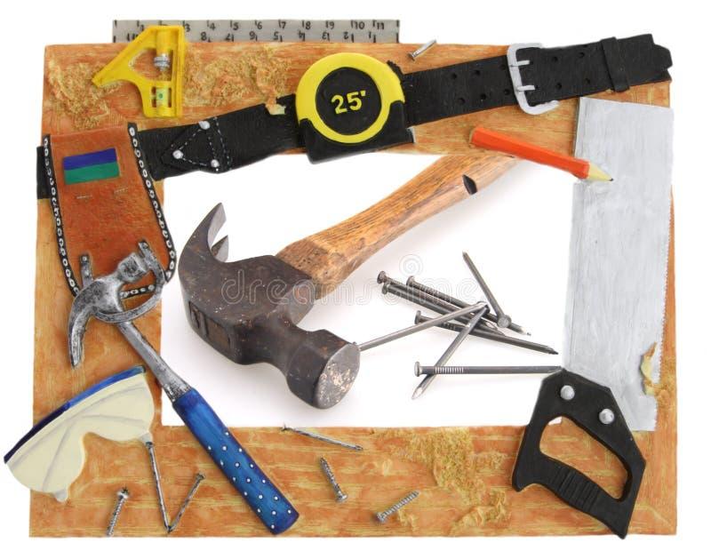 narzędzie ramowy obrazy stock