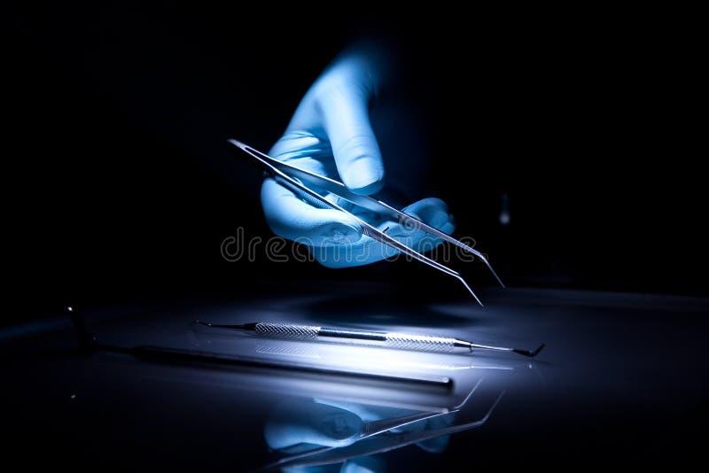 narzędzie stomatologiczny handel zdjęcie stock