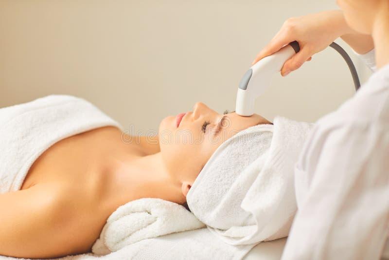 Narz?dzia kosmetologia Kosmetologii kierownicza procedura zdjęcie royalty free