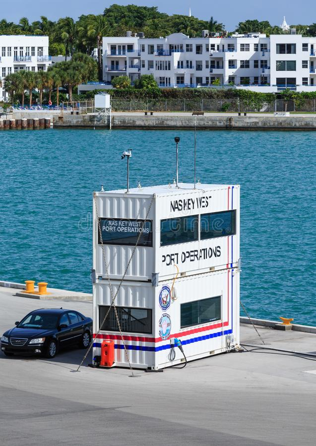 NAS Key West imagenes de archivo