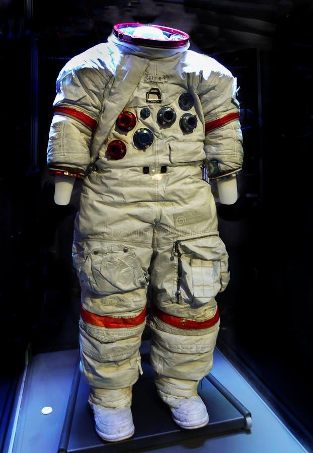 NASAÂS astronaut Space Suit royaltyfri fotografi