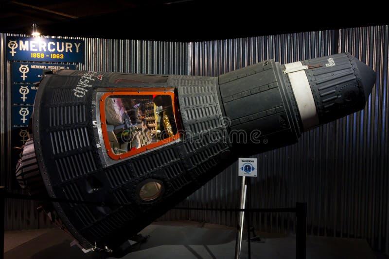 NASA человеческое приключение выставка стоковые фотографии rf