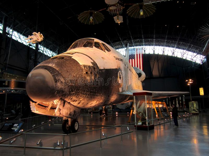 NASA Air And Space Museum Shuttle Editorial Photography ...