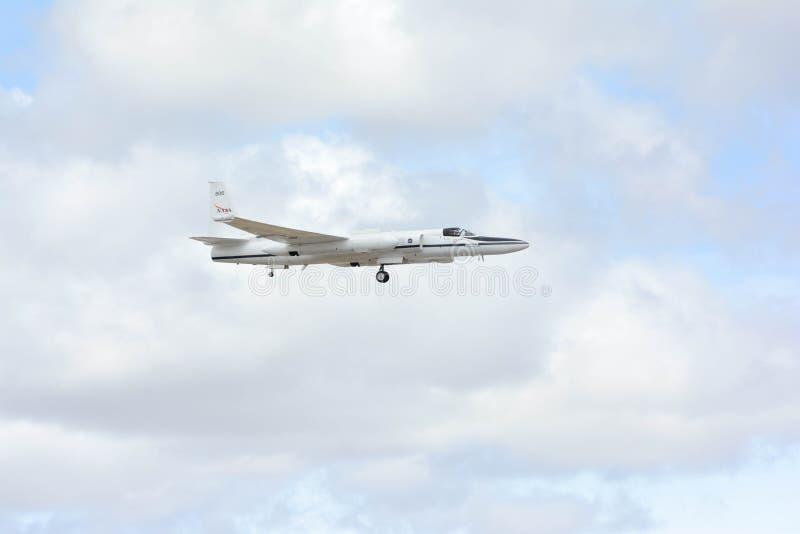 NASA Lockheed ER-2 стоковые фото