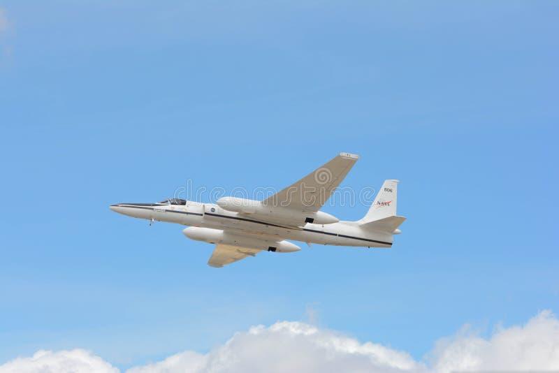 NASA Lockheed ER-2 royalty free stock image