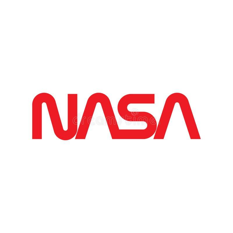 Free NASA New Logo Vector Art Work Royalty Free Stock Photos - 183282098