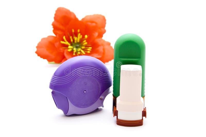 Download Nasal Spray With Asthma Inhaler Stock Photos - Image: 33243613