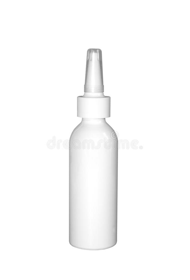 Download Nasal Spray Bottle Isolated Stock Image - Image: 9386163