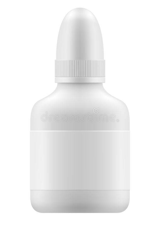 Free Nasal Spray For Nose Health. Royalty Free Stock Photography - 78535897