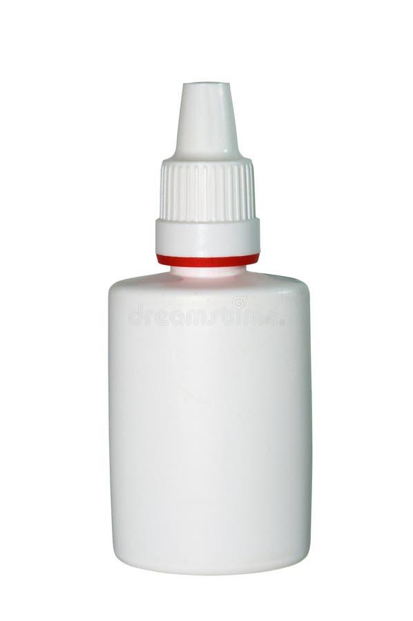 Nasaler Spray lizenzfreie stockfotografie