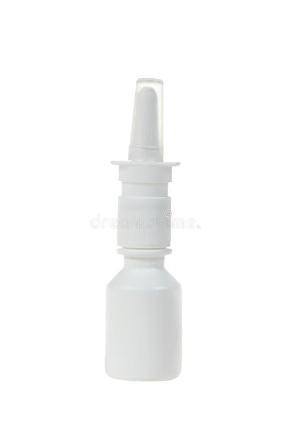 Nasaler Spray stockfotos