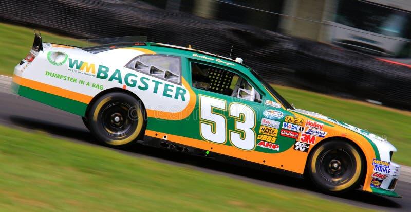 NASCAR全国性系列种族 图库摄影