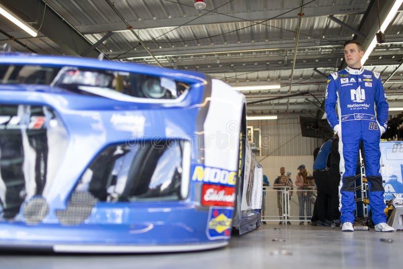 NASCAR: Φύλακας 500 εισιτηρίων στις 8 Μαρτίου στοκ εικόνα