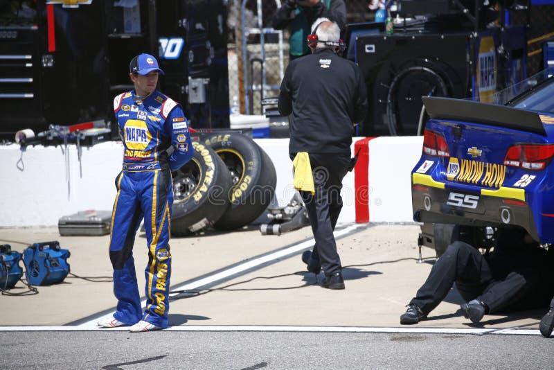 NASCAR: Ιδιοκτήτες 400 της Toyota στις 24 Απριλίου στοκ φωτογραφία με δικαίωμα ελεύθερης χρήσης
