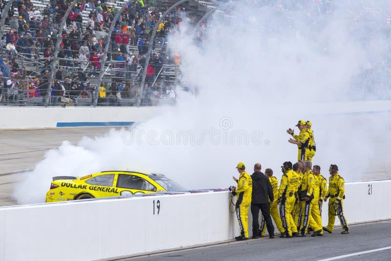 NASCAR: Ο ωφελημένος αυτισμός Αντιαεροπορικού Πυροβολικού 400 στις 15 Μαΐου μιλά στοκ εικόνες