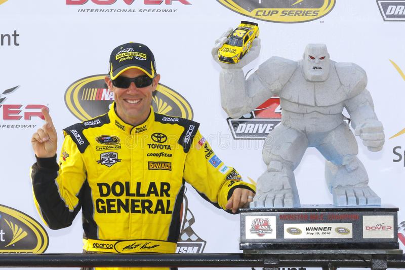 NASCAR: Ο ωφελημένος αυτισμός Αντιαεροπορικού Πυροβολικού 400 στις 15 Μαΐου μιλά στοκ εικόνα με δικαίωμα ελεύθερης χρήσης