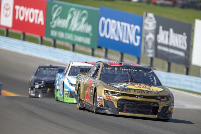 NASCAR: Στις 4 Αυγούστου πηγαίνει στο Glen στοκ εικόνες