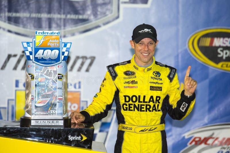 NASCAR: Συνενωμένα σε ομοσπονδία στις 13 Σεπτεμβρίου μέρη αυτοκινήτου 400 στοκ εικόνα